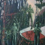 Obras de arte: America : Panamá : Panama-region :  : San sonora