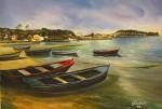 Obras de arte: Europa : España : Galicia_Pontevedra : vigo : BAIXA MAR
