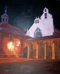 Obras de arte: Europa : España : Castilla_y_León_Burgos : Miranda_de_Ebro : Iglesia San Francisco ( Palencia)
