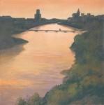 Obras de arte: Europa : España : Andalucía_Sevilla : Dos_Hermanas : puente de barcas