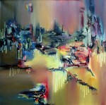Obras de arte: America : Argentina : Buenos_Aires : boulogne : Ciudad perdida