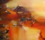 Obras de arte: America : Argentina : Buenos_Aires : boulogne : Lo sutil y lo invisible