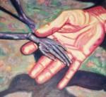 Obras de arte: Europa : Dinamarca : Kobenhavn : alb : Las manos