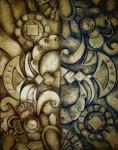 Obras de arte: Asia : Armenia : Yerevan : Yerevan_ciudad : BAROCCO
