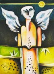 Obras de arte: America : Cuba : Ciudad_de_La_Habana : miramar_playa : Los sueños de un habitante despierto.