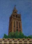 Obras de arte: Europa : España : Catalunya_Barcelona : Barcelona : la giralda sevilla nº 34