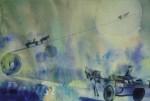 Obras de arte: America : México : Sonora : Navojoa : VIAJE AL INFINITO