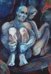 Obras de arte: America : Argentina : Buenos_Aires : Caballito : solos en el universo