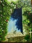 Obras de arte: Africa : Marruecos : Tanger-Tetouan : Larache : Tomando el Sol