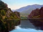 Obras de arte: Europa : España : Catalunya_Girona : olot : lago de bolarque