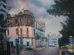 Obras de arte: America : Perú : Lima : Lima_cercado : Calle Limeña