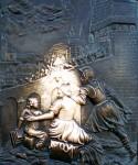 Obras de arte: Europa : Dinamarca : Kobenhavn : alb : La virgen acariciada