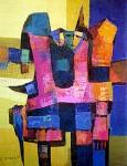 Obras de arte: America : Bolivia : Cochabamba : Cochabamba_ciudad : Arlequin