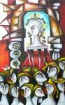 Obras de arte: America : Cuba : Ciudad_de_La_Habana : miramar_playa : El sueño de un mago.