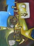 Obras de arte: America : Cuba : Ciudad_de_La_Habana : miramar_playa : Música I