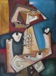 Obras de arte: America : Cuba : Ciudad_de_La_Habana : miramar_playa : Música III.