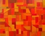 Obras de arte: Europa : Portugal : Lisboa : Lisboa_cidade : Composição Geométrica X