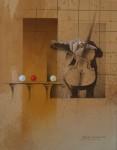 Obras de arte: Europa : España : Andalucía_Málaga : malaga : Concierto de Violonchelo