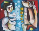 Obras de arte: America : Cuba : Ciudad_de_La_Habana : miramar_playa : Clavel para una ciudad que se desangra.