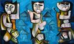 Obras de arte: America : Cuba : Ciudad_de_La_Habana : miramar_playa : El espacio nos sueña, nosotros lo soñamos.