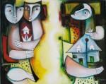 Obras de arte: America : Cuba : Ciudad_de_La_Habana : miramar_playa : Espacio que es poder, posesión y defensa.