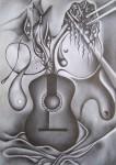Obras de arte: America : Uruguay : Montevideo : Montevideo_ciudad : Desatadas las Cuerdas