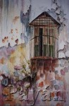 Obras de arte: America : México : Sonora : Navojoa : De aquí te veo pasar