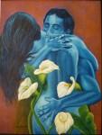 Obras de arte: Europa : España : Comunidad_Valenciana_Alicante : alicante_capital : El beso
