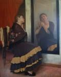Obras de arte: Europa : España : Madrid : Hoyo_Manzanares : Preparándose
