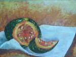Obras de arte: America : Colombia : Santander_colombia : Bucaramanga : la ahuyama