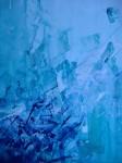 Obras de arte: Europa : España : Andalucía_Jaén : Jaen_ciudad : Blue Garden