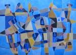 Obras de arte: Europa : Francia : Rhone-Alpes : Lyon : composicion