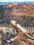 Obras de arte: Europa : Alemania : Berlin : Reinickendorf : Desert Mountain with Snake