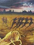 Obras de arte: Europa : Alemania : Berlin : Reinickendorf : Escape from Locust
