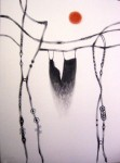 Obras de arte: America : Bolivia : Cochabamba : Cochabamba_ciudad : Eclipse de pensamientos