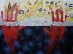 Obras de arte: Europa : España : Castilla_y_León_Burgos : burgos : clases sociales