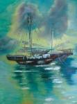 Obras de arte: America : Colombia : Santander_colombia : Bucaramanga : el velero
