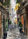 Obras de arte: Europa : España : Catalunya_Barcelona : Castelldefels : Calle Barra de Ferro