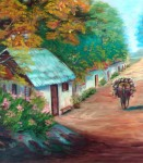 Obras de arte: America : Colombia : Santander_colombia : Bucaramanga : la casita