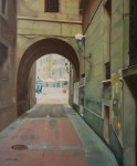 Obras de arte: Europa : España : Murcia : Murcia_ciudad : Arco de Santo Domingo