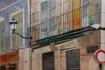 Obras de arte: Europa : España : Murcia : Murcia_ciudad : C/ Trapería 2