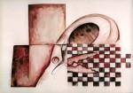 Obras de arte: America : México : Chiapas : Tuxtla : De la serie Mi corte 4