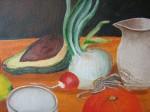 Obras de arte: America : Colombia : Distrito_Capital_de-Bogota : Bogota_ciudad : BODEGON