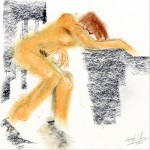 Obras de arte: Europa : España : Madrid : alcala_de_henares : Dormir entre venenos