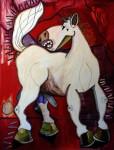 Obras de arte: Europa : España : Cantabria : Santander : unicornio erotico