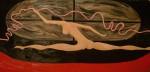 Obras de arte: America : México : Nuevo_Leon : Monterrey : desnuda quietud