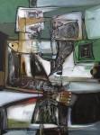 Obras de arte: America : Cuba : Ciudad_de_La_Habana : miramar_playa : la pareja que habita el acero