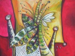 Obras de arte: America : Cuba : Ciudad_de_La_Habana : miramar_playa : natmuert1