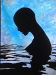 Obras de arte: Europa : Espa�a : Catalunya_Barcelona : Barcelona : En el mar