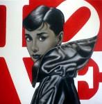 Obras de arte: Europa : España : Canarias_Las_Palmas : Las_Palmas_de_Gran_Canaria : AUDREY IN LOVE I